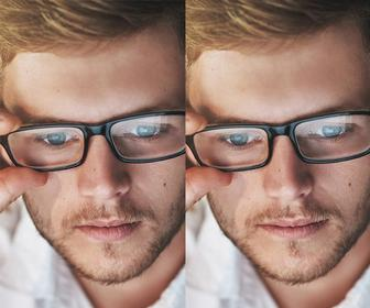 Use Face Aware Liquify to add smiles and change expressions realistically in Photoshop
