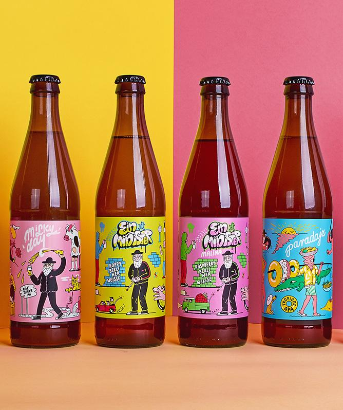 22 Amazing Craft Beer Label Designs From Around The World Digital Arts