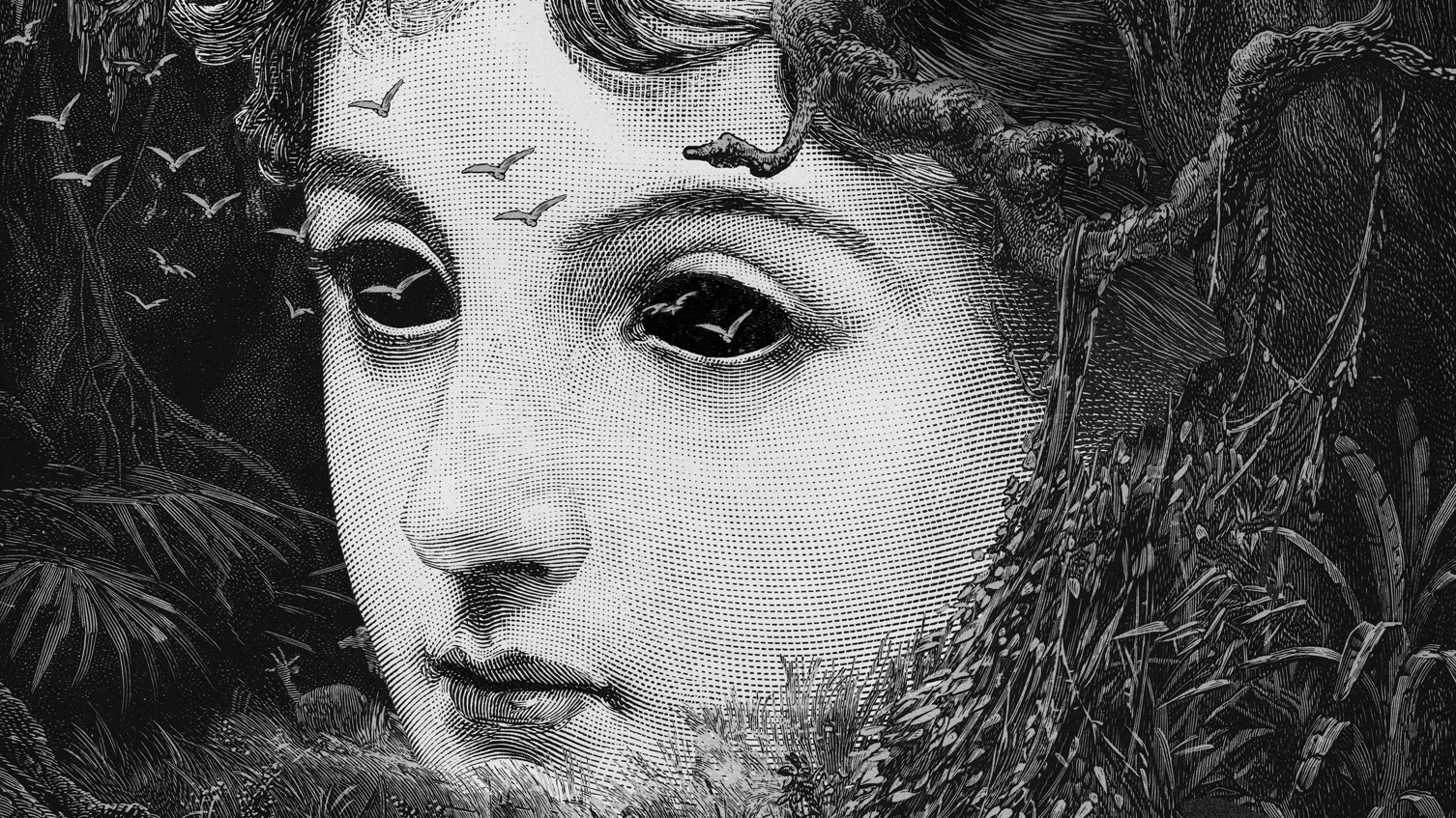 Dan Hillier Crafts Surreal Victorian Collages For