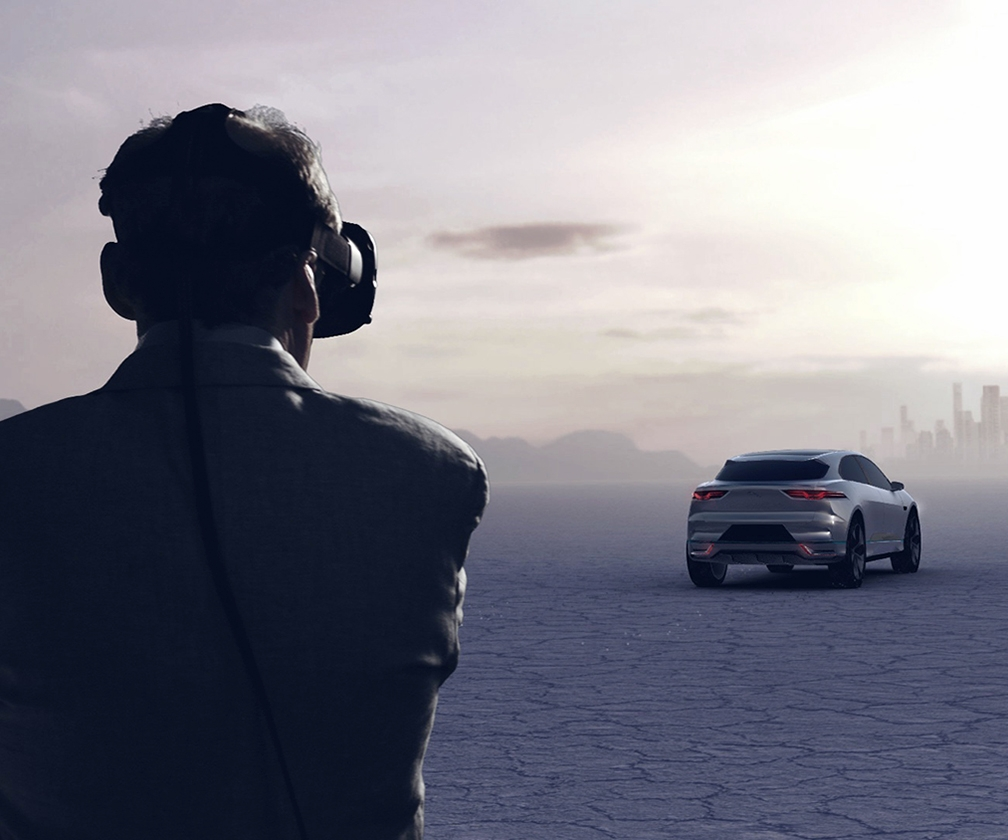 How Rewind launched a new Jaguar in both LA and London using VR
