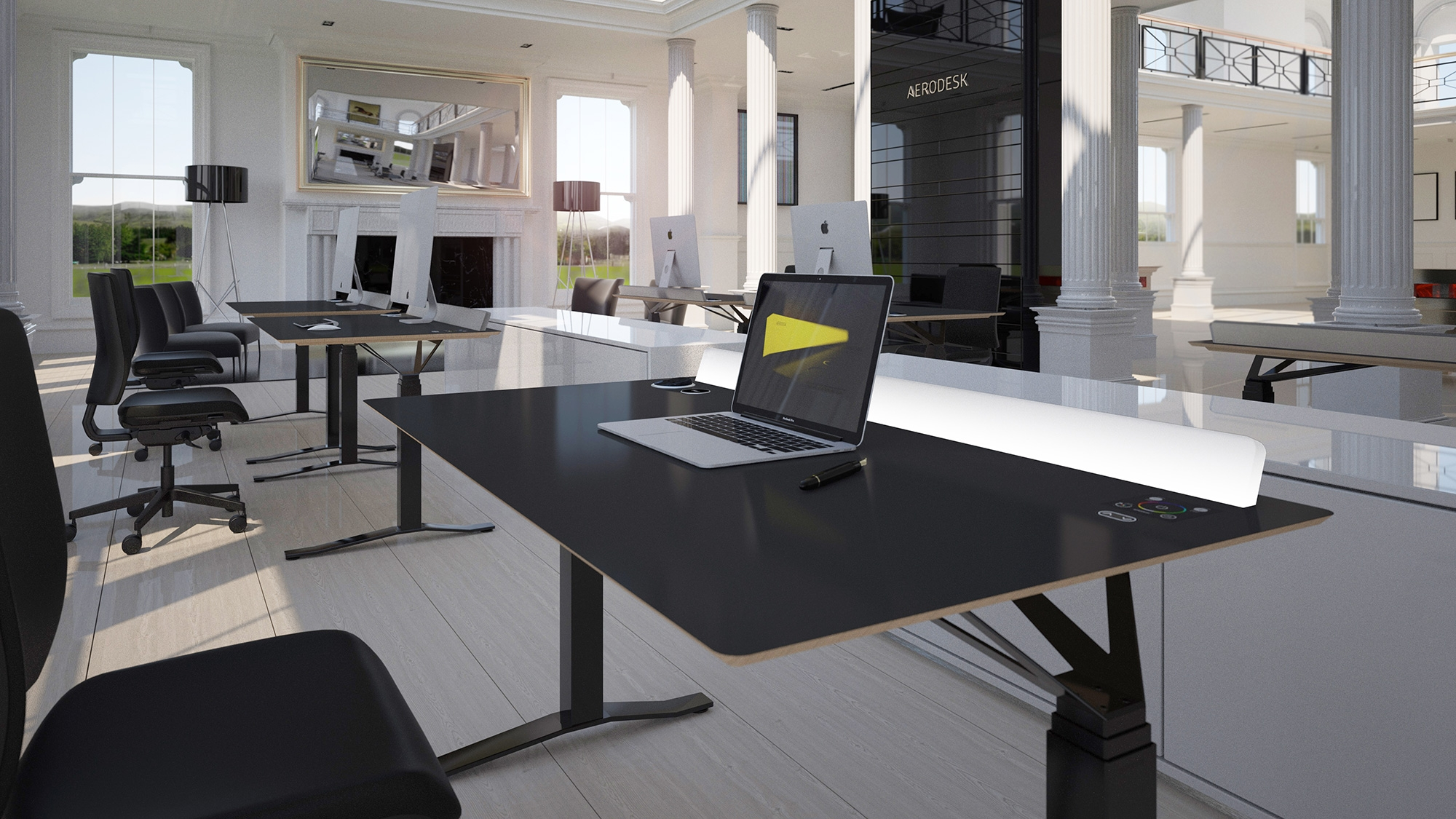 Best Desk Design 7 best desks for designers 2017 - digital arts