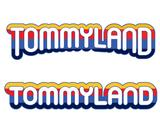 Matt Lyon's 70s-inspired visuals brighten Tommy Hilfiger's Tommyland