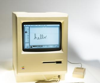 Take a trip down memory lane with these original Apple computer designs