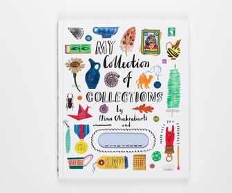 World Illustration Award winner Nina Chakrabarti on her new children's book about collecting
