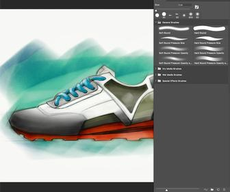 Photoshop CC 2018 released with new Curvature Pen and better brush tools