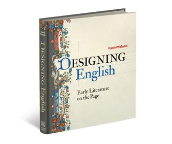 This book explains how modern page design is influenced by early English literature