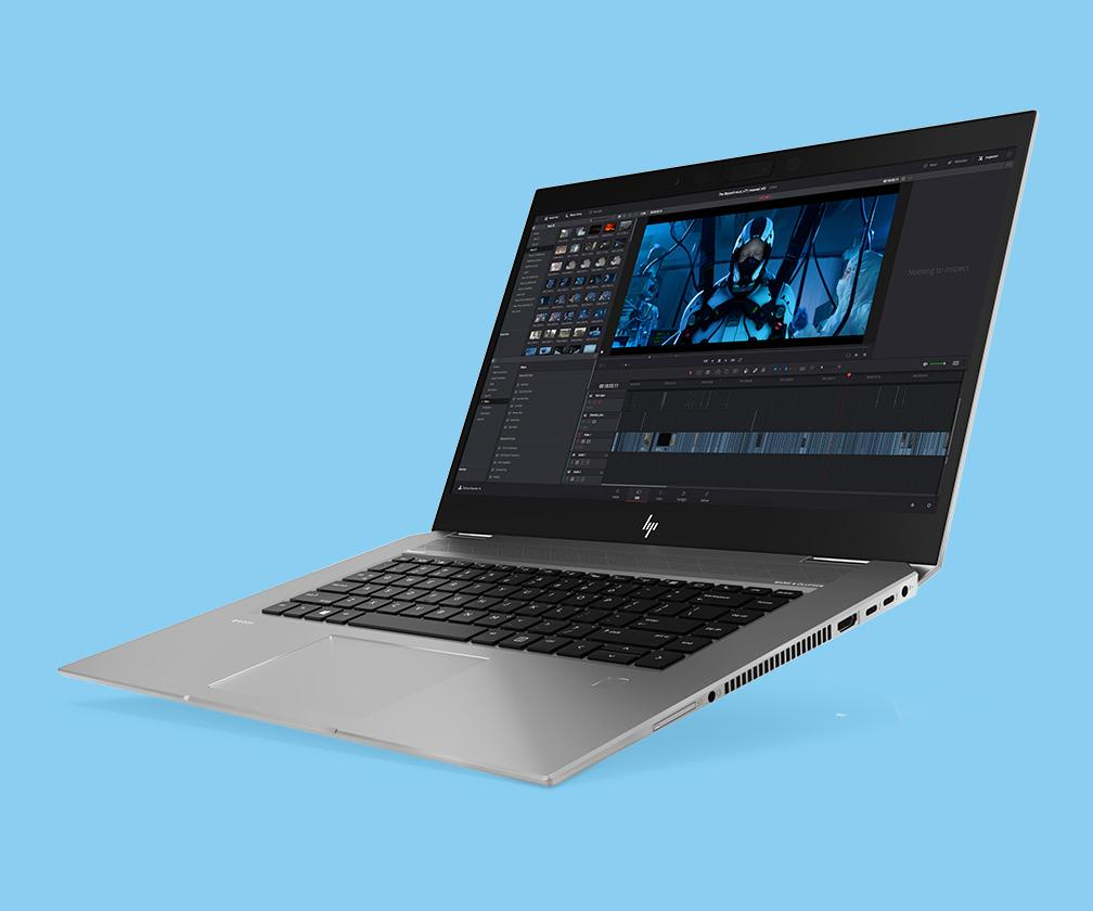 Dell and HP launch new laptops, a convertible and display for designers and artists