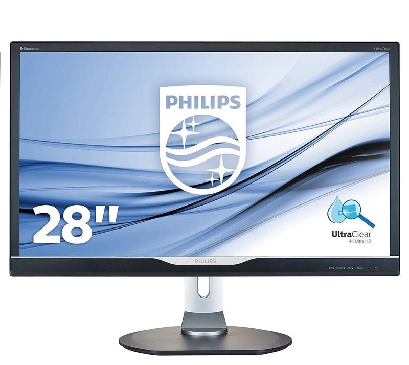 Philips 288P6LJEB 28 inch 4K Ultra HD Monitor