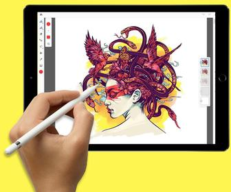 Project Gemini is Adobe's Procreate rival – a new drawing and painting app for the iPad